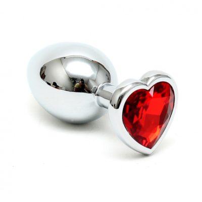 KRISTALLIGA ANAALTAPP SWEET HEART
