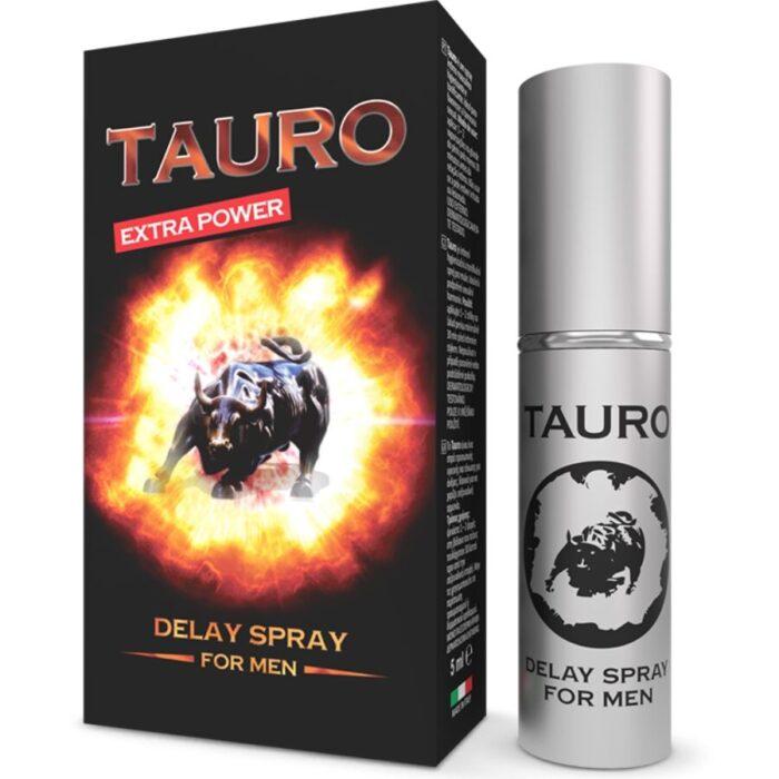 TAUROEXTRA POWER SEEMNEPURSET EDASILÜKKAV SPREY