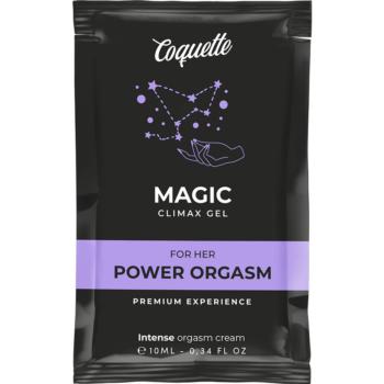 MAGIC POWER ORGASM GEEL